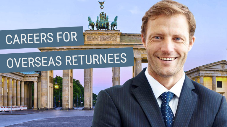 Departer – The German Headhunter - Careers for overseas returnees - D-A-CH - Deutschland, Östereich, Schweiz