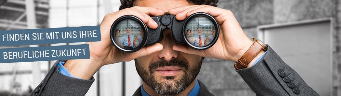 Departer – The German Headhunter - Finden Sie mit uns Ihre berufliche Zukunft