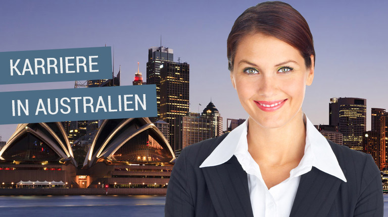 Departer – The German Headhunter - Karriere in Australien - Sydney