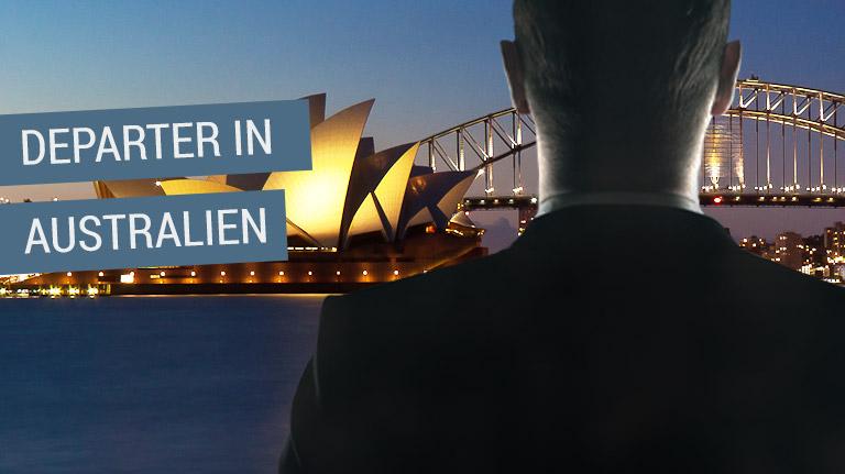 Departer – The German Headhunter Personalberatung und -vermittlung in Australien