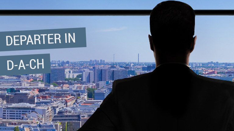 Departer – The German Headhunter - HR solutions in D-A-CH