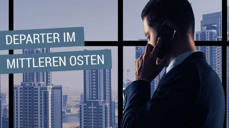 Departer – The German Headhunter Personalberatung und -vermittlung im Mittleren Osten