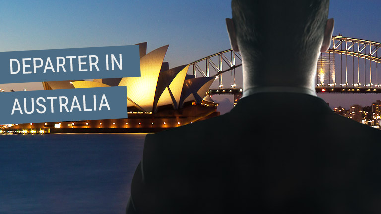 Departer – The German Headhunter - HR solutions in Australia