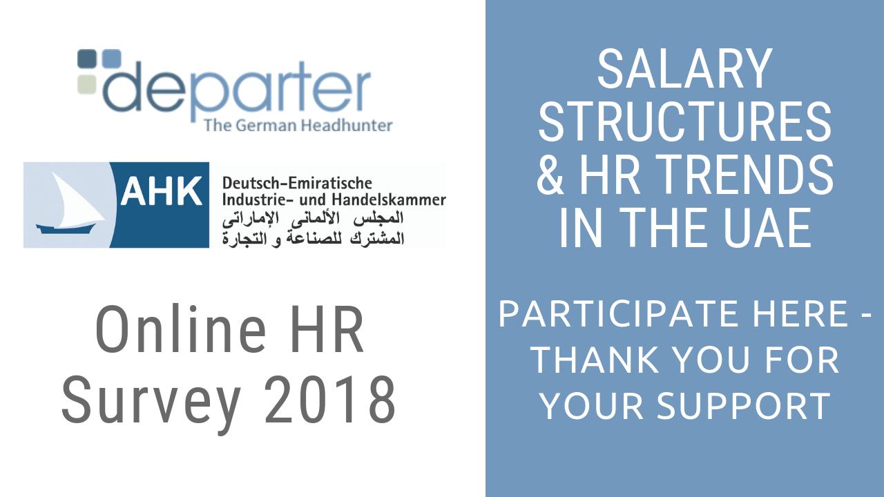 HR & SALARY REPORT 2018  Sie können den aktuellen HR & Salary Report 2015 für die VAE hier kostenlos downloaden.
