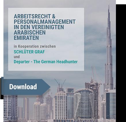 Departer – The German Headhunter in Dubai and Australia