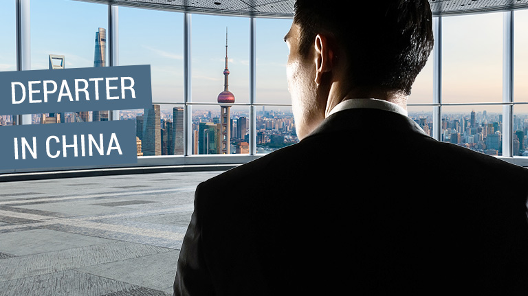 Departer – The German Headhunter - HR solutions in China